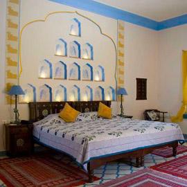 blue house mandawa india